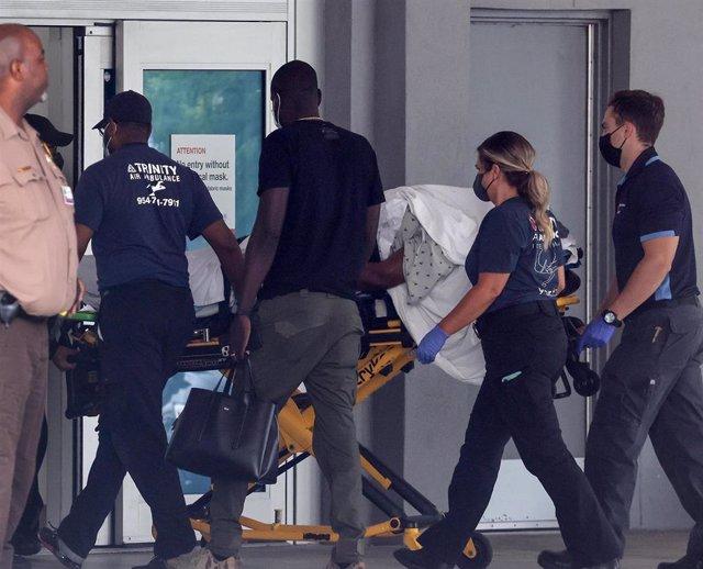 La primera dama de Haití, Martine Moise, hospitalizada tras resultar herida durante el ataque en el que fue asesinado su marido, Jovenel Moise