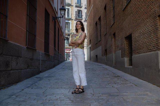 Archivo - Rita Maestre, portavoz de Más Madrid en el Ayuntamiento de la capital