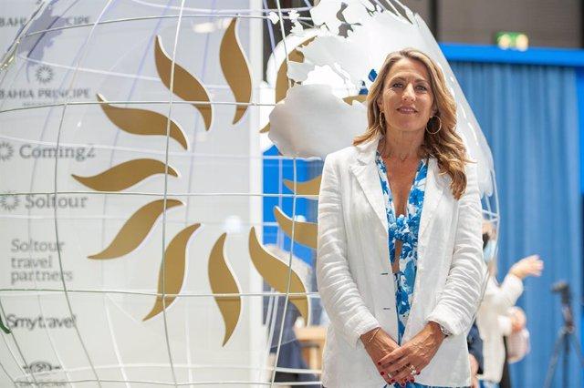 Archivo - Encarna Piñero, Vicepresidenta Ejecutiva Y CEO En Grupo Piñero