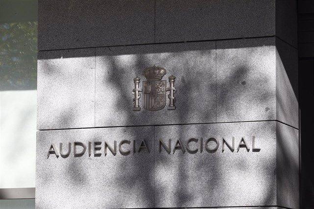 Archivo - La Audiencia Nacional