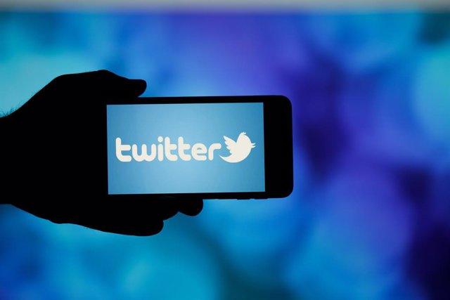 Archivo - Una imagen de archivo del logo de la red social Twitter.
