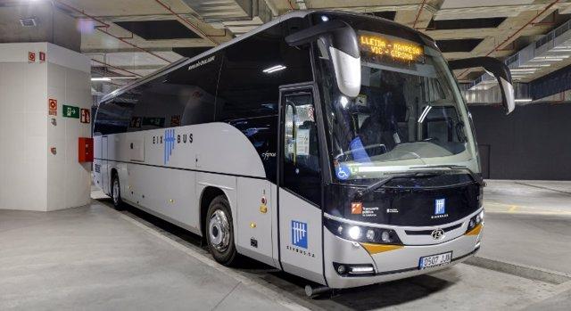 Territori amplia un 37% les freqüències diàries de l'Eix Bus entre Girona i Lleida.
