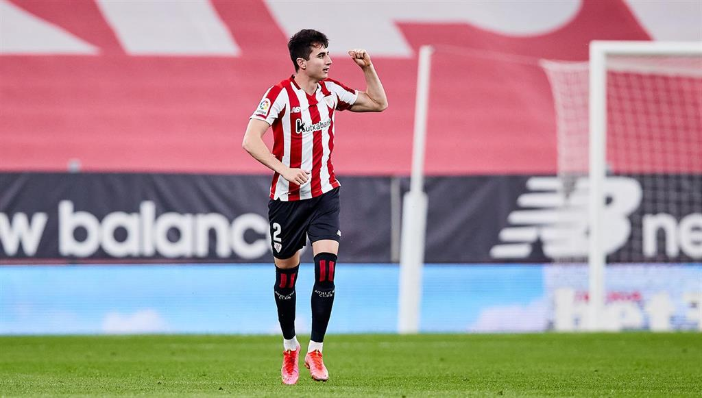 Athletic Club footballer Jon Morcillo and the team's analyst test positive for coronavirus