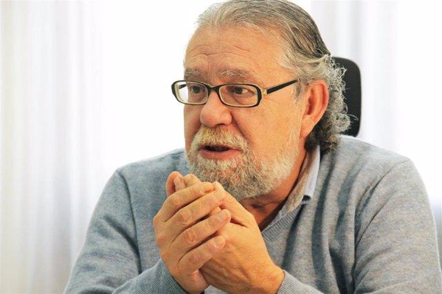Archivo - Imagen de archivo de Ramón Vilar.