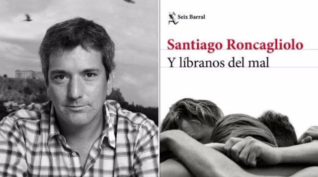 L'autor Santiago Roncagliolo publica la novel·la 'I lliura'ns del mal' (Seix Barral)