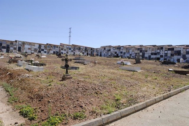 Cementerio Municipal de Peñarroya-Pueblonuevo.