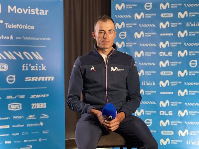 Enric Mas será una de las bazas al podio del Movistar Team en el Tour de Francia de 2021.