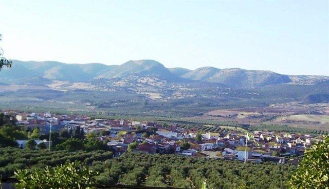 Vista panotámica de Arroyo del Ojanco
