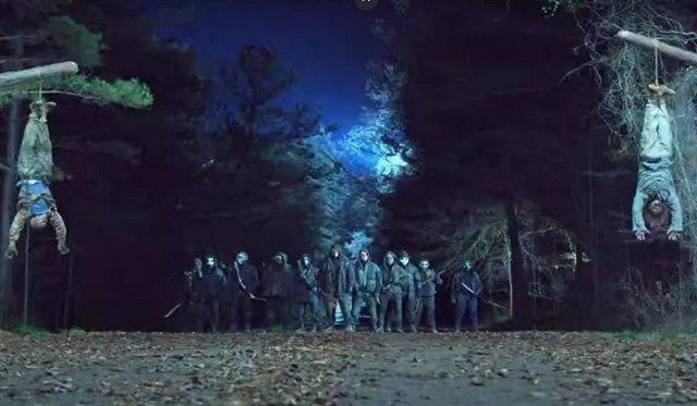 The Walking Dead: Los Segadores regresan en el nuevo y tétrico teaser de la temporada 11
