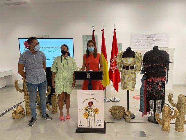 Presentación del 'Murcia Slow Fashion Day'