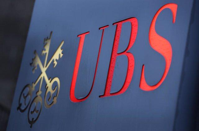 Archivo - Logo de UBS.