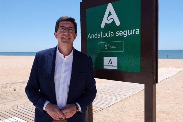 Archivo - Andalucía destaca que el Gran Premio de España de SailGP contribuirá a relanzar la imagen turística de la comunidad