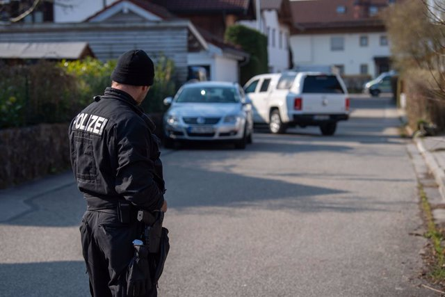 Archivo - Policía en Baviera, Alemania