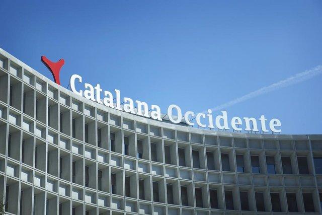 Archivo - Edificio de Catalana Occidente