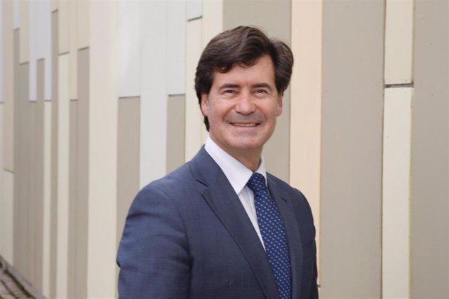 Miguel Rus, presidente de la patronal sevillana