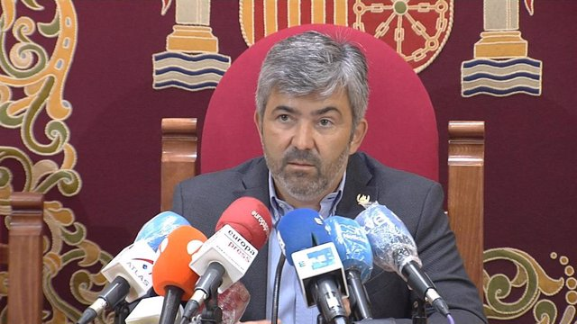 Archivo - Modesto González, alcalde de Coria, en una imagen de archivo.