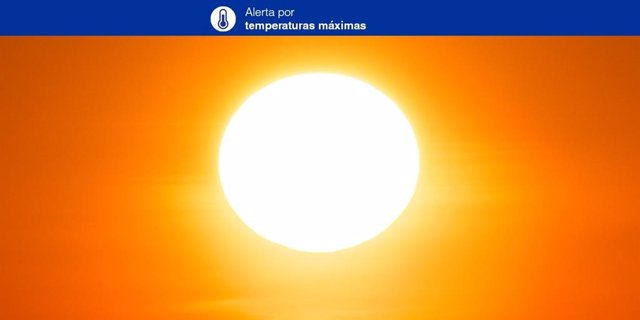 Archivo - Gran Canaria estará este miércoles en alerta por temperaturas máximas e incendios