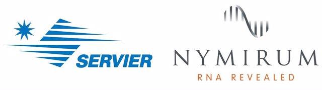 Servier and Nymirum Logo