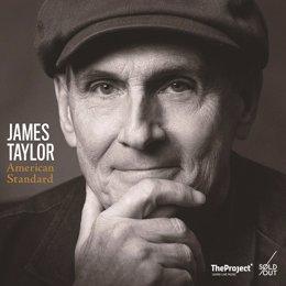 El músic i cantant nord-americà James Taylor