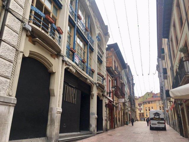 Archivo - Discoteca Tribeca de Oviedo.