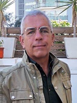 El promotor de la plataforma 'Canarias, 1500 Km de Costa', Sebastián Quintana