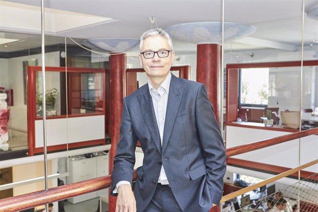 Archivo - El presidente de la gestora de capital riesgo Inveready, Josep María Echarri.