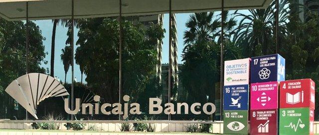Archivo - Economía.- Unicaja Banco se suma un año más a la campaña impulsada por la Red Española del Pacto Mundial de la ONU