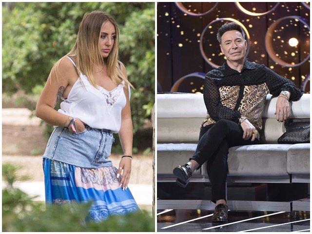 Rocío Flores y el Maestro Joao, enemigos íntimos tras las críticas del vidente a Olga Moreno