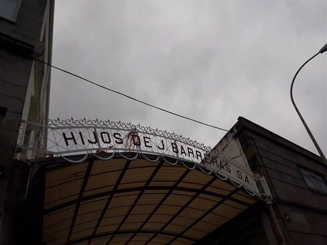 Archivo - Imagen del astillero Barreras.
