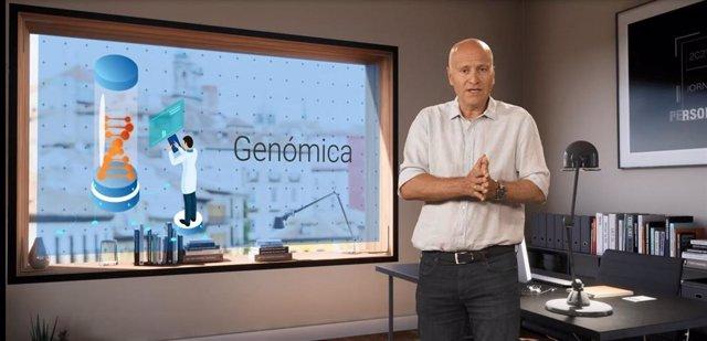 Stefanos Tsamousis, director general de Roche Farma España
