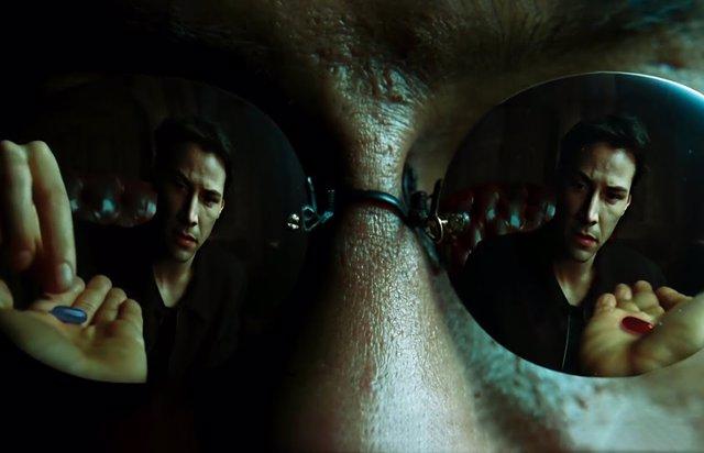 Archivo - Imagen de la película Matrix