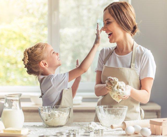 Cocina Montessori: 22 recetas adaptadas para niños
