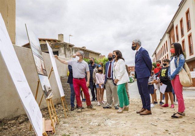 Explicación proyecto colegio Casalarreina