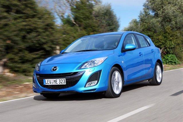 Archivo - Mazda3