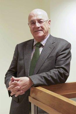 Archivo - El presidente de la Asociación de Andaluza de Regantes (Feragua), José Manuel Cepeda.