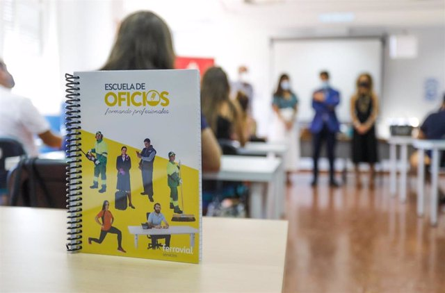 Escuela de Oficios Ferrovial Servicios.