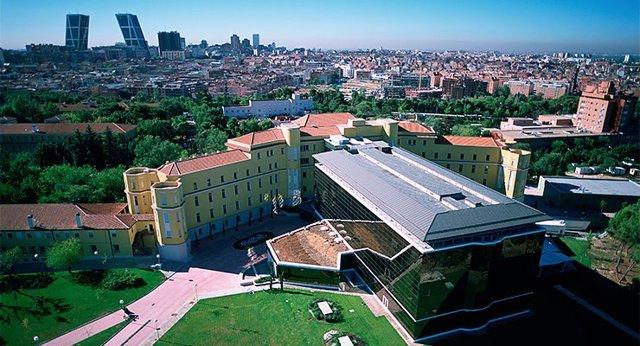 Archivo - Sede del CNIO