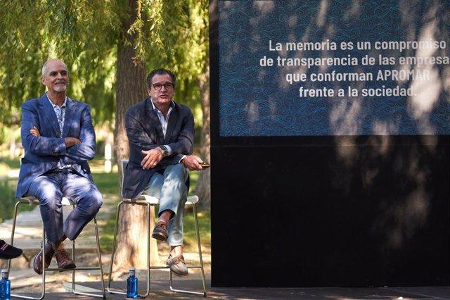 Presentación de la Memoria de Sostenibilidad de Acuicultura de España