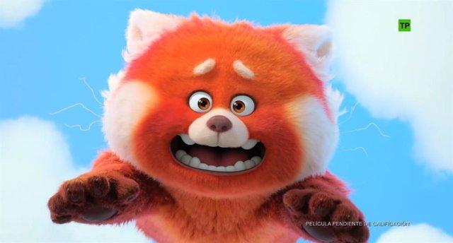 Tráiler de Red: Una joven se transforma en un panda rojo gigante en el regreso de Pixar a los cines