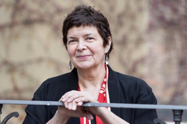 La presidenta delegada del Premi Internacional de Catalunya, Mary Ann Newman