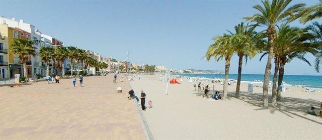 Playa de La Vila Joiosa (Alicante)