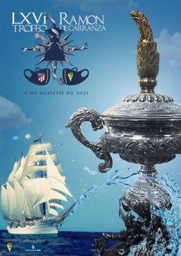 El Trofeo Carranza entre el Cádiz y el Atlético se disputará el 4 de agosto