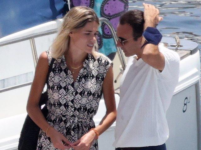Ana Soria y Enrique Ponce, en el mejor momento de su relación