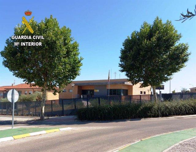 La Guardia Civil detiene en El Casar a una persona por daños