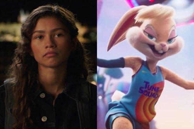 Zendaya, sobre la polémica de Lola Bunny en Space Jam 2