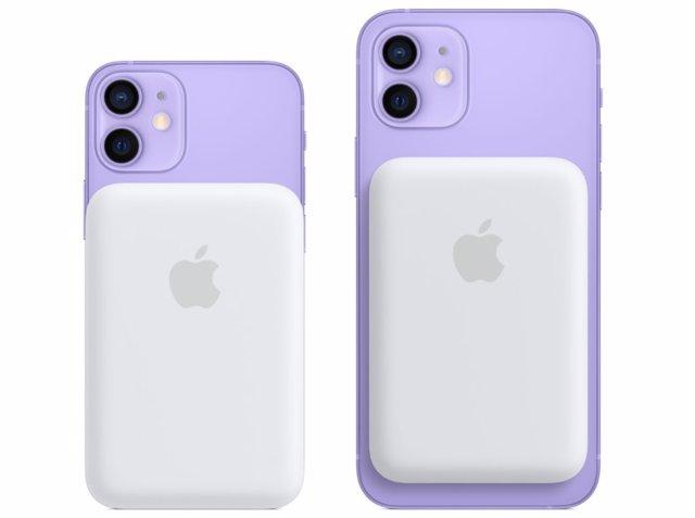 Batería externa MagSafe para iPhone 12