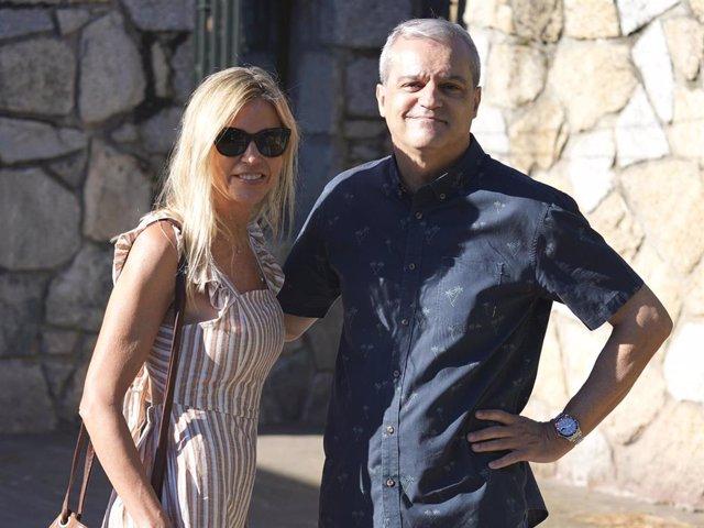 Ramón García y Patricia Cerezo presumen de buena relación tras su separación