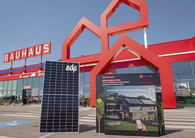 Acuerdo Bauhaus y EDP