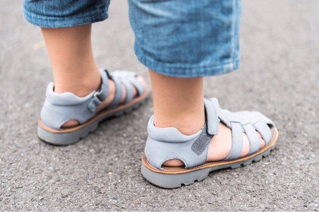 Sandalias, el calzado estrella del verano