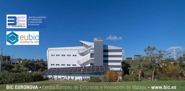 Archivo - Málaga.- BIC Euronova, reconocido a nivel europeo por su modelo de apoyo a creación e internacionalización de empresas